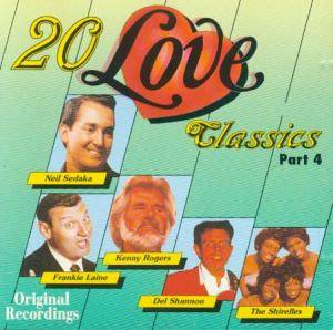 Cover - Jerry Butler & The Impressions: 20 Love Classics Part4