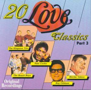 20 Love Classics Part 3 - Cover