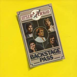 Little River Band: Backstage Pass (2-LP) - Bild 1