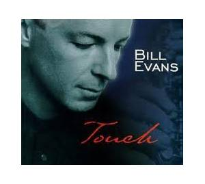 Cover - Bill Evans: Touch