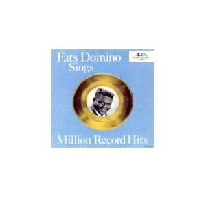 Cover - Fats Domino: Sings Million Record Hits