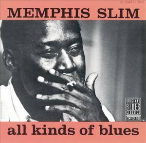Cover - Memphis Slim: All Kinds Of Blues