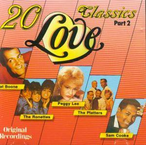 Cover - Bing Crosby & Grace Kelly: 20 Love Classics Part 2