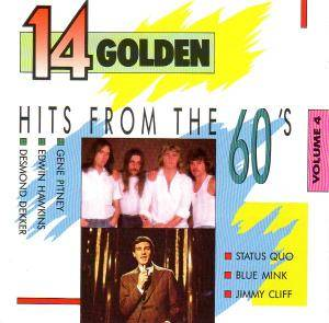 Cover - Sensations, The: 14 Golden Hits From The 60's, Vol. 4