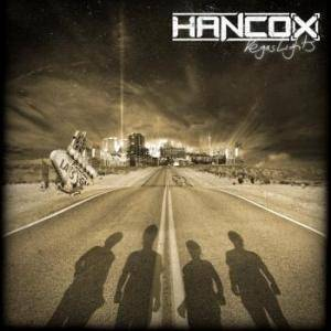 Hancox: Vegas Lights - Cover