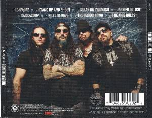 Adrenaline Mob: Covertà (Mini-CD / EP) - Bild 2