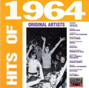 Hits Of 1964 - Cover