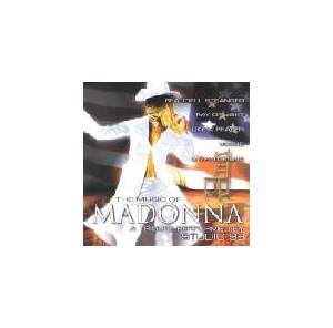 Cover - Studio 99: Music Of Madonna A Tribute Performed By Studio 99, The