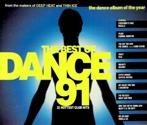 Cover - Cola Boy: Best Of Dance 91, The