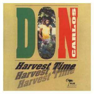 Cover - Don Carlos: Harvest Time