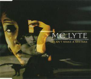 Cover - MC Lyte: I Can't Make A Mistake