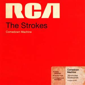 The Strokes: Comedown Machine - Cover