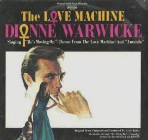 Cover - Dionne Warwick: Love Machine, The