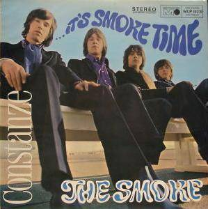 Cover - Smoke, The: ...It's Smoke Time