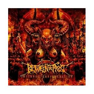 Between The Frost: Inferno's Conflagration - Cover