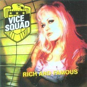 Cover - Vice Squad: Rich And Famous