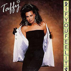 Cover - Taffy: If You Feel It