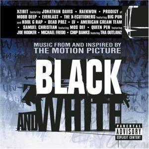 Cover - Prodigy: Black And White - The Soundtrack