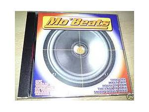 Cover - Lady Of Rage, The: Mo'beats 6