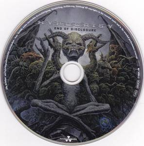 Hypocrisy: End Of Disclosure (CD) - Bild 5