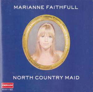 Cover - Marianne Faithfull: North Country Maid
