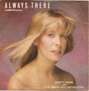 Cover - Marti Webb: Always There
