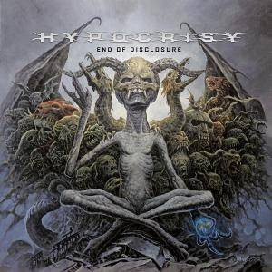 Hypocrisy: End Of Disclosure - Cover