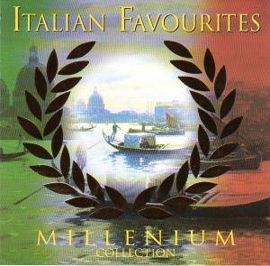 Cover - Quelli Del Festival: Italian Favourites - Millenium Collection