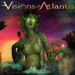 Cover - Visions Of Atlantis: Ethera
