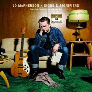 JD McPherson: Signs & Signifiers - Cover