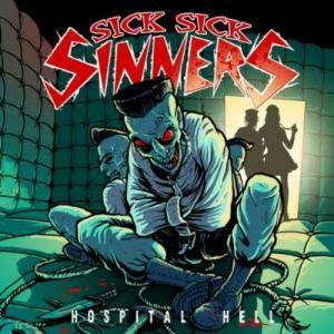 Cover - Sick Sick Sinners: Hospital Hell