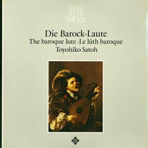Cover - Sylvius Leopold Weiss: Barock-Laute, Die