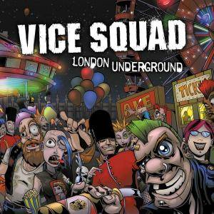 Cover - Vice Squad: London Underground