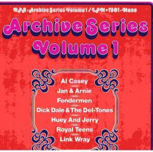 Cover - Janis Martin: Archive Series Volume 1