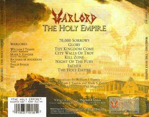 Warlord: The Holy Empire (CD) - Bild 2