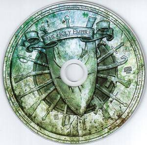 Warlord: The Holy Empire (CD) - Bild 3