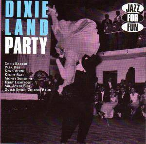 Jazz For Fun - Dixieland Party - Cover