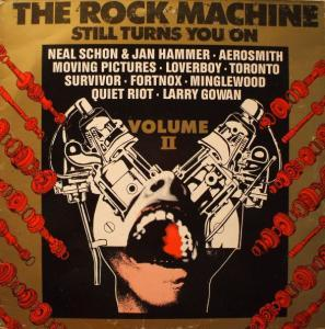 Rock Machine Still Turns You On Volume II, The - Cover
