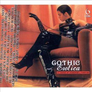 Cover - Electric Sex Circus: Gothic Erotica