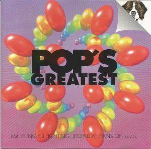 Pop's Greatest - Cover