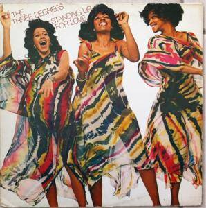 Cover - Three Degrees, The: Standing Up For Love