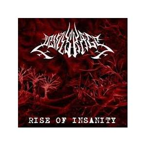 Devils Rage: Rise Of Insanity - Cover