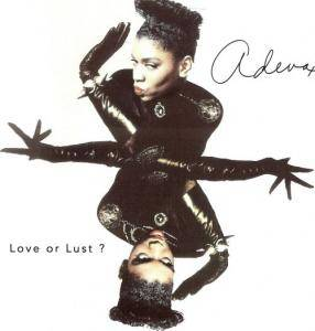 Adeva: Love Or Lust? - Cover