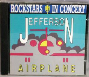 Cover - Jefferson Airplane: Rockstars In Concert