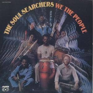 Cover - Soul Searchers, The: We The People