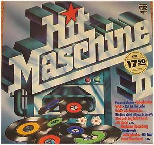 Cover - Andre Lukas: Hit Maschine 2