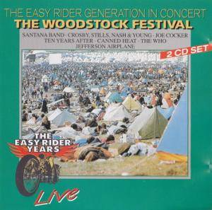 Woodstock Festival, The - Cover