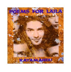 Cover - Poems For Laila: Katamandu
