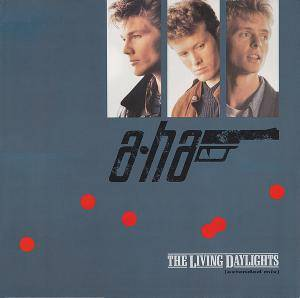 a-ha: Living Daylights, The - Cover