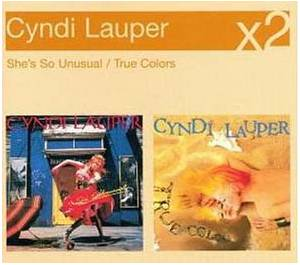 Cyndi Lauper: She's So Unusual / True Colors - Cover